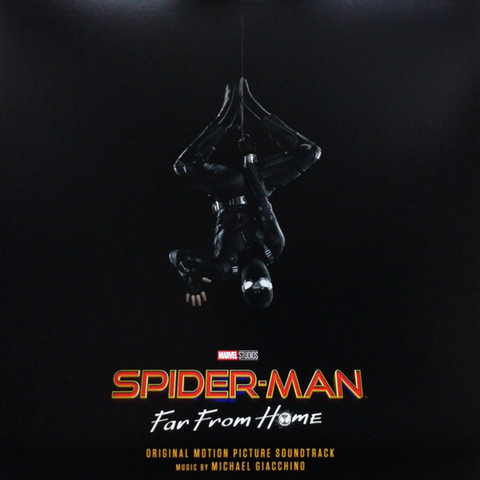OST – Spider-Man: Far From Home