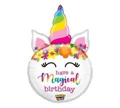 Б ФИГУРА HAVE MAGICAL BIRTHDAY Единорог, 33