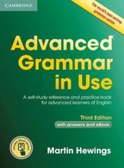 Advanced Grammar in Use (Third Edition) Book with Answers and Interactive eBook