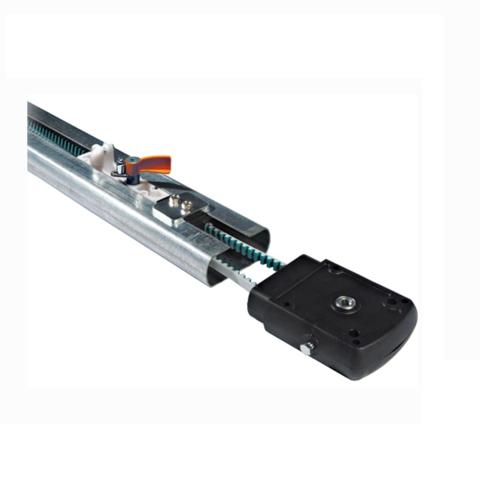 001V0686 Профиль направляющей с ременной передачей для ворот высотой до 2,7 м CAME