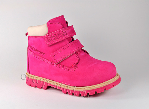Ботинки утепленные Minitin 750-107-05
