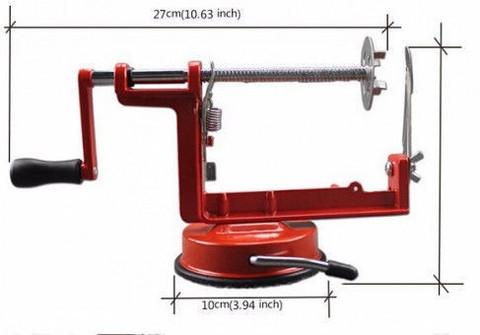 Аппарат для нарезки картофеля спиралью Spiral Potato Slicer