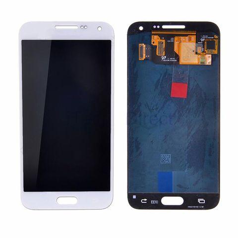 LCD SAMSUNG E5 E500F + Touch White OLED MOQ:5