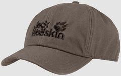 Кепка Jack Wolfskin Baseball Cap siltstone (56-61см)