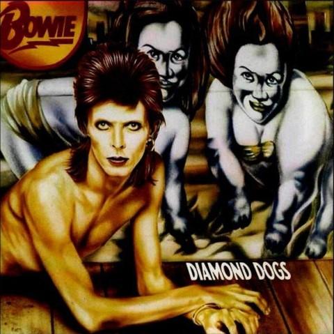 Виниловая пластинка. Bowie – Diamond Dogs