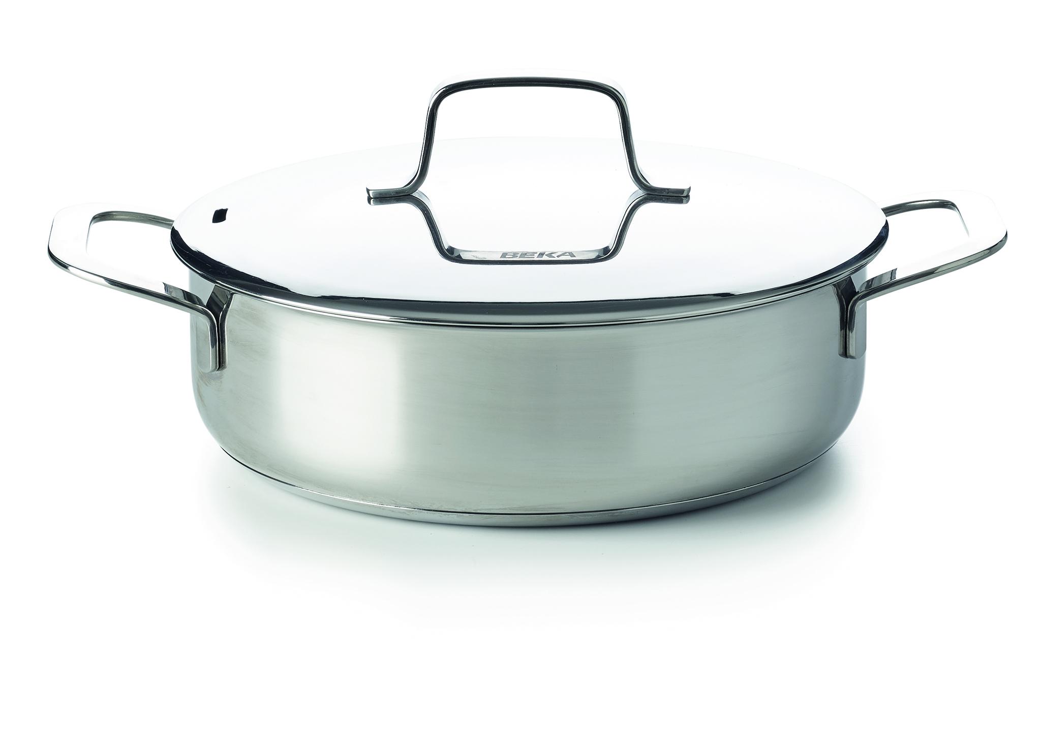 Сковорода BEKA MAESTRO 3 л (24 см)