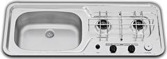 Варочная газовая панель с раковиной Dometic SMEV MO911L