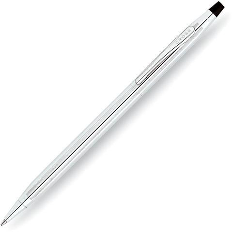 Cross Century Classic - Lustrous Chrome, шариковая ручка, M, BL