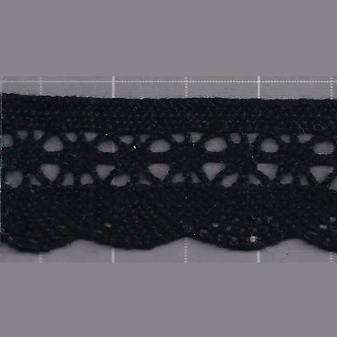 черное кружево