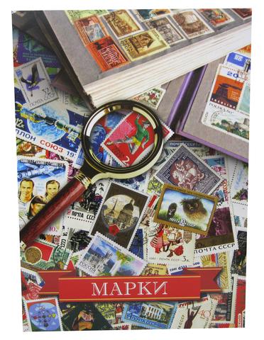 Альбом-планшет для хранения марок
