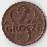 K7514, 1927, Польша, 2 гроша