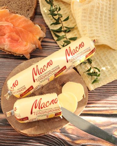 Масло сливочное Традиционное 82,5%, 180гр