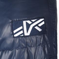 Куртка зимняя Alpha Industries N-3B Transmitter Parka Replica Blue (Синий)