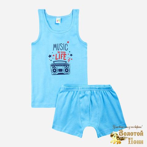 Комплект мальчику (3-6) 210114-MD7001