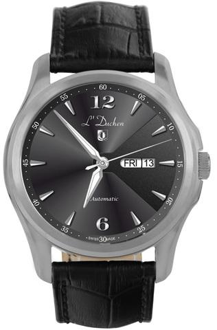 Купить Мужские швейцарские наручные часы L'Duchen D 183.11.21 по доступной цене