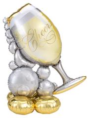 А Фигура, Бокал шампанского, 41