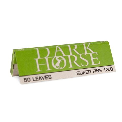 БУМАГА для самокруток DARK HORSE REGULAR SIZE SUPER FINE пач/50