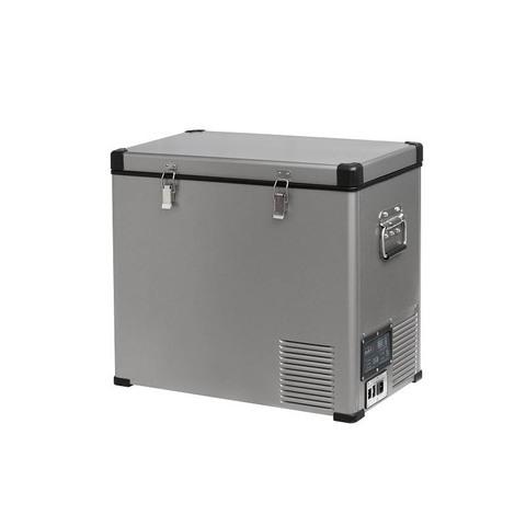 Компрессорный автохолодильник Indel-B TB60 Steel (12V/24V/220V, 50л)