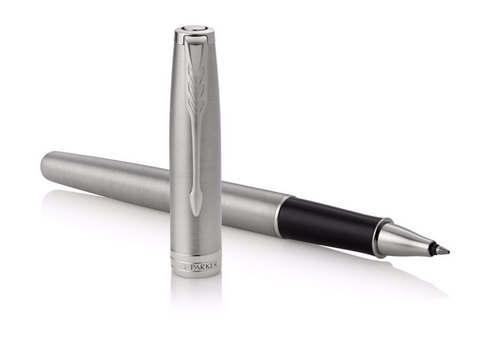 Ручка роллер Parker Sonnet Stainless Steel CT123