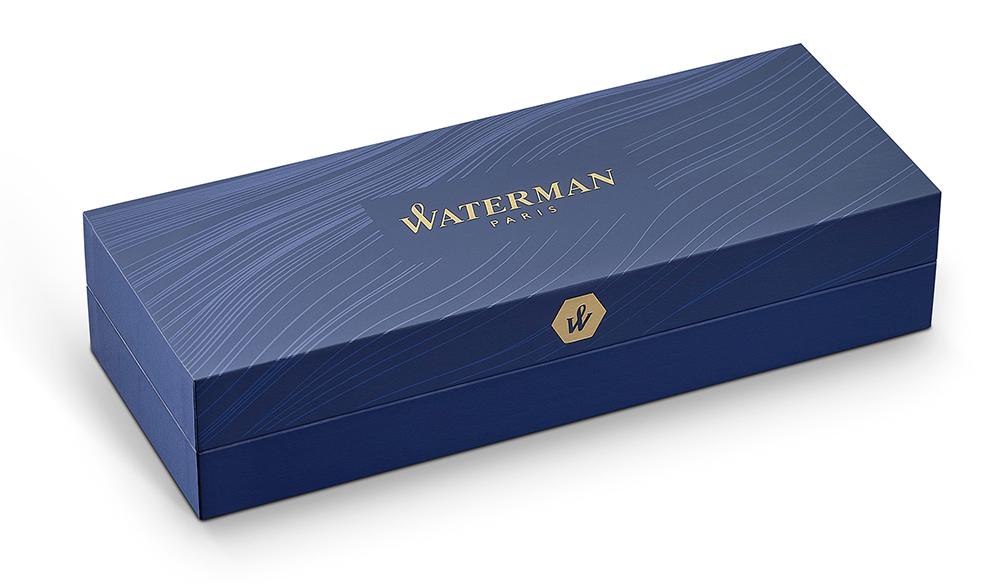 Waterman Hemisphere - Deluxe Blue Wave CT, перьевая ручка, F