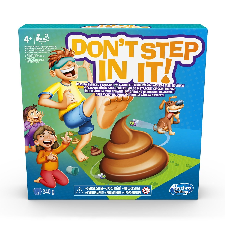 Игра напольная Hasbro Games Не наступи E2489121