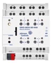 Johnson Controls GRIO-08CHSD-KNX