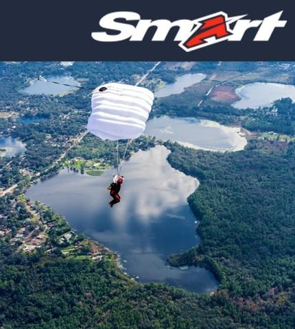 Запасной парашют SMART Aerodyne