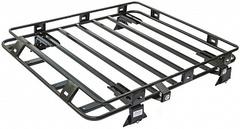 Багажник (корзина без крепежа) РИФ1200Х1400 мм пикапы с креплением для HiJack (4 опорн.)