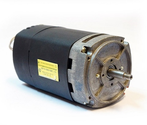 Электродвигатель ДК110/750