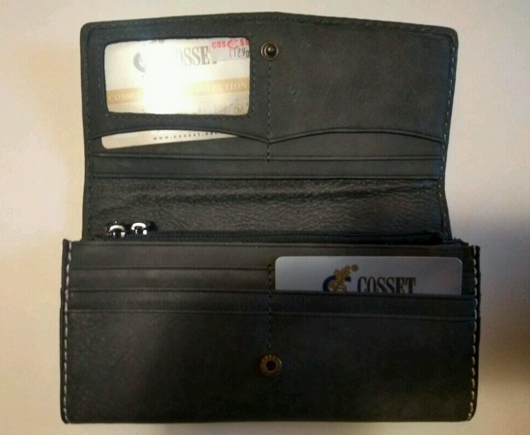 Женский кошелек COSSET 28286