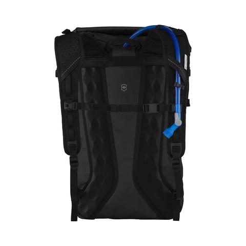 Рюкзак Victorinox Altmont Active L.W. Rolltop, чёрный, 30x19x46 см, 20 л