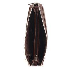 п63 Fiato  кожа мармо коричневый  (портмоне мужской)