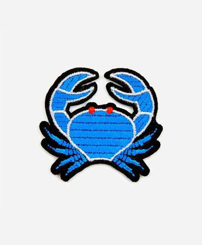Патч-заплатка Blue Crab