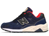 Кроссовки Женские New Balance 580 Elite Edition Navy Red