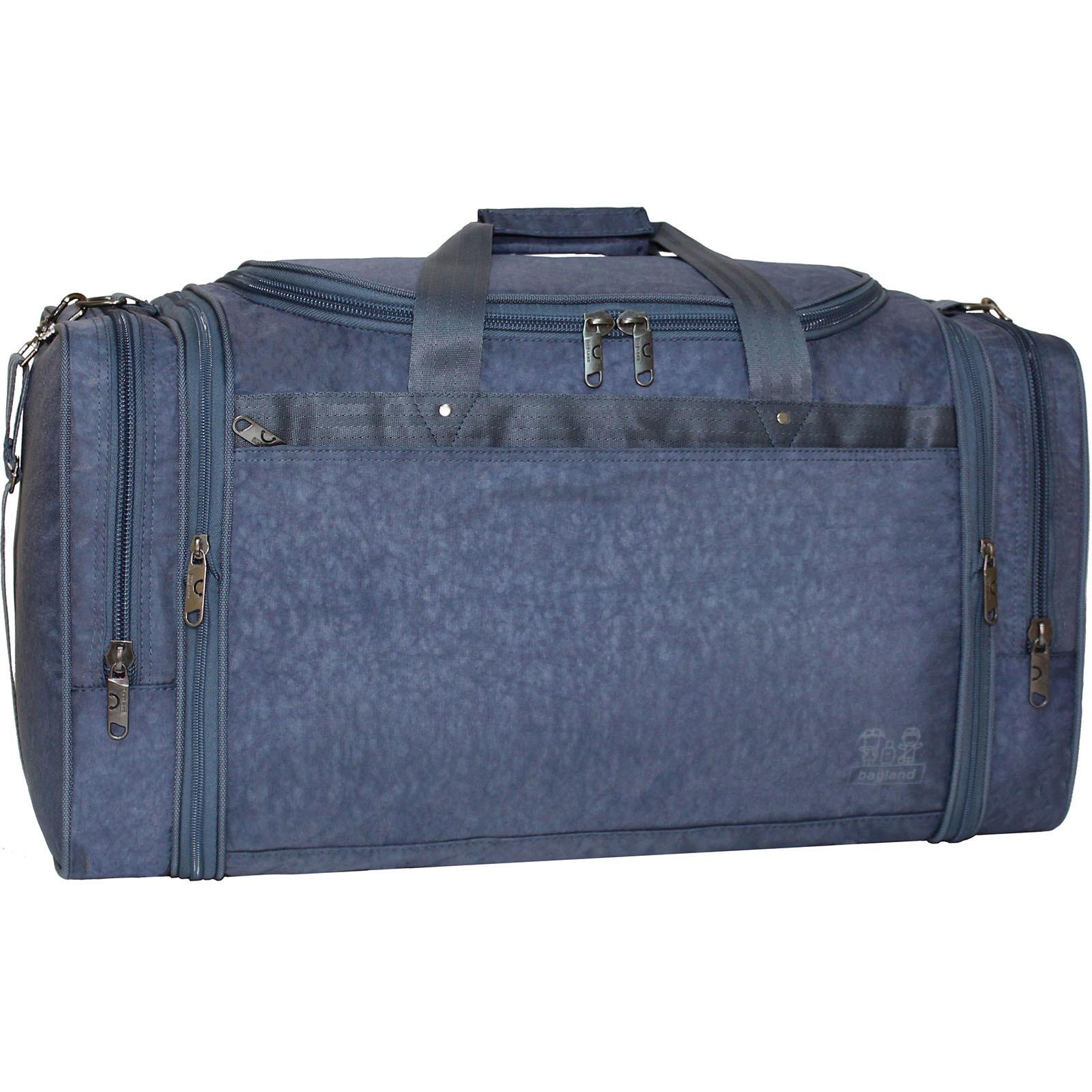Дорожные сумки Спортивная сумка Bagland Мюнхен 59 л. Серый (0032570) IMG_1160_32570_.JPG