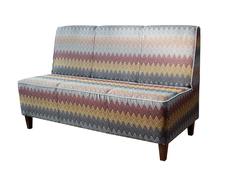 Денвер с кантом диван 3-местный