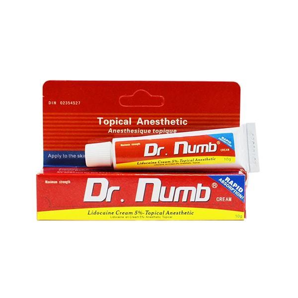 Обезболивающий крем Dr. Numb