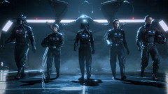 STAR WARS Squadrons PS4   PS5