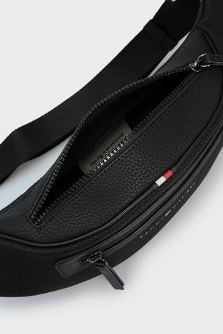 Мужская черная поясная сумка ESSENTIAL Tommy Hilfiger