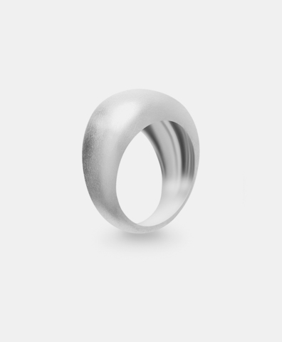 Кольцо Hollywood silver satin