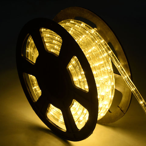 бухта дюралйта 50 метров тепло белого теплый свет цвет LED regbnm купить цена смотреть