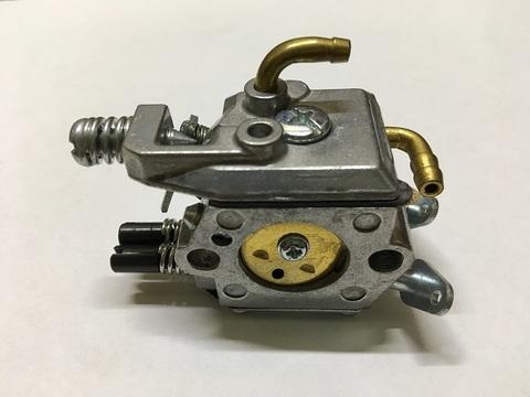 Карбюратор для бензопилы с объемом двигателя 45-52cc ( два отвода )