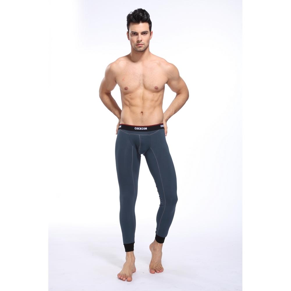 Мужские кальсоны мокрый асфальт Cockon Pants Grey