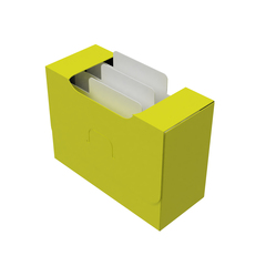 Органайзер для карт Uniq Card-File Standard - 40 mm (жёлтый)