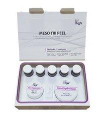 Набор для пилинга Meso Tri-Peel KIT, iSOV Sorex.