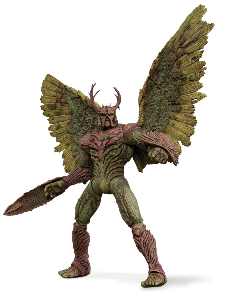 New 52 Swamp Thing — Deluxe Action Figure
