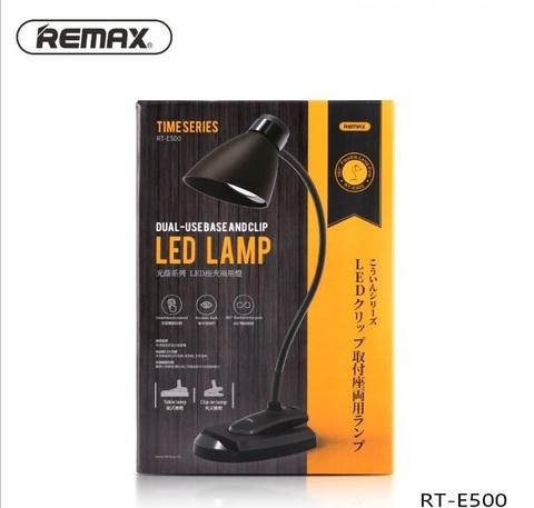 Лампа Remax RT-E500 LED светильник с прищепкой