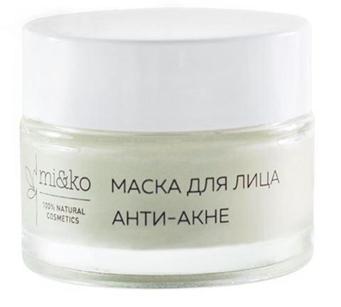 Мико маска для лица Анти-акне 50 мл