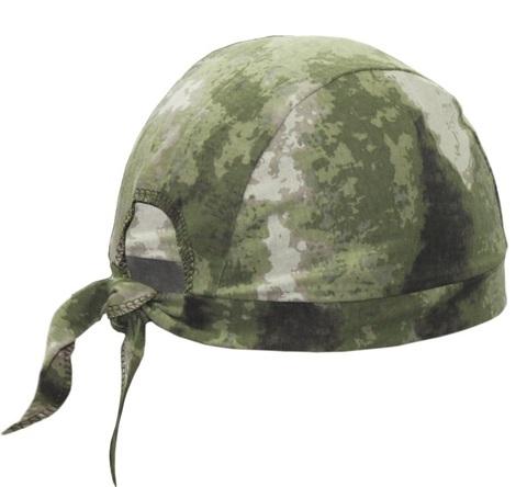 Бандана Атак зеленый