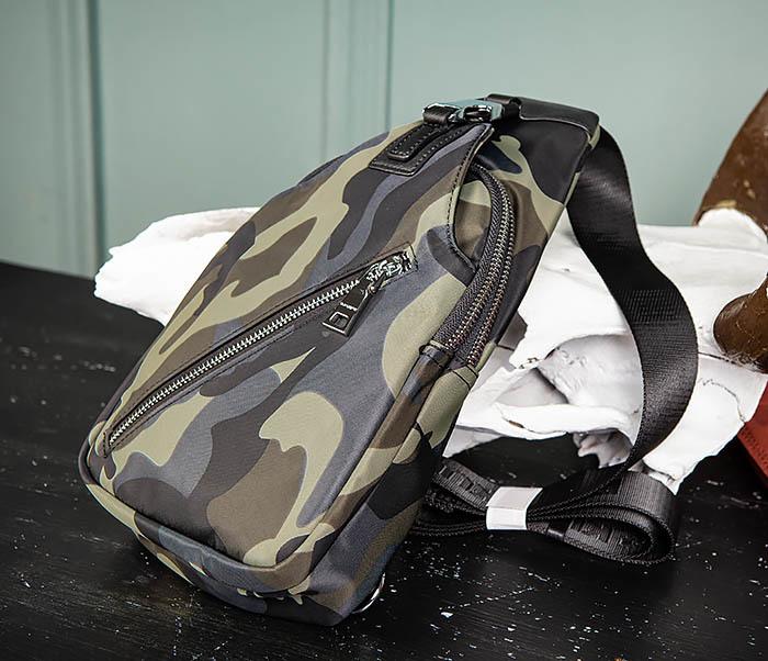 BAG488-3 Мужская сумка с одной лямкой через плечо фото 04